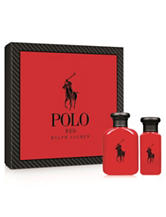 Ralph Lauren Polo Red 2-pc. Set for Men (A $104 Value)