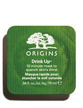 Origins Drink Up™ 10 Minute Mask to Quench Skin's Thirst Pods