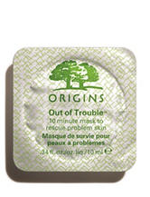 Origins Out of Trouble™ 10 Minute Mask to Rescue Problem Skin Pods