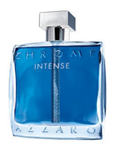 NEW Azzaro Chrome Intense Eau de Toilette for Men