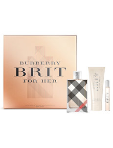 Burberry Brit for Her 3-pc. Fragrance Set for Women