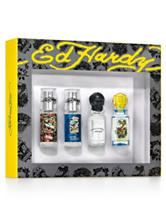 Ed Hardy 4-pc. Coffret for Men (A $59 Value)
