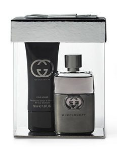Gucci Clear Fragrance Gift Sets