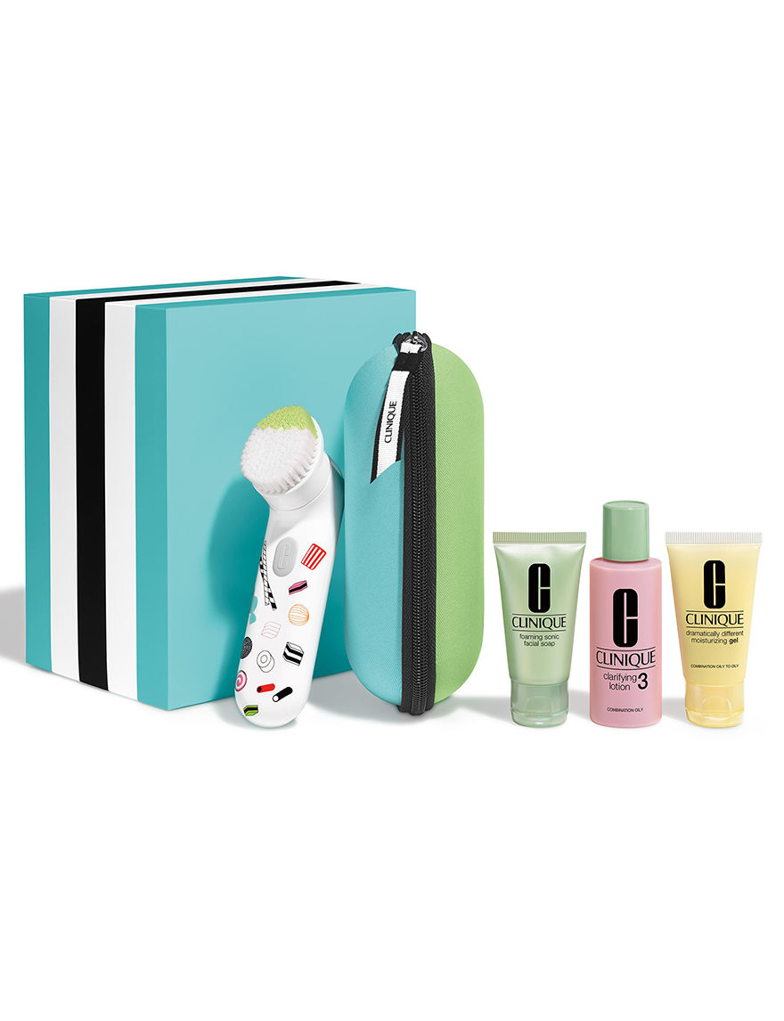 Clinique  Cleansers Moisturizers Skin Care Kits & Sets Tools & Brushes