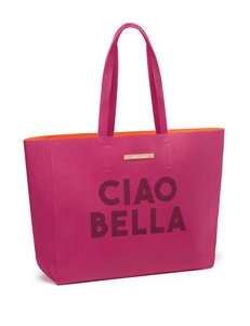 Vince Camuto Ciao Bella! Tote Gift with Purchase