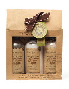 Tuscan Hill  Bath & Body Gift Sets Body Wash & Bath Soaks