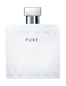NEW! Azzaro Chrome Pure Eau de Toilette for Men