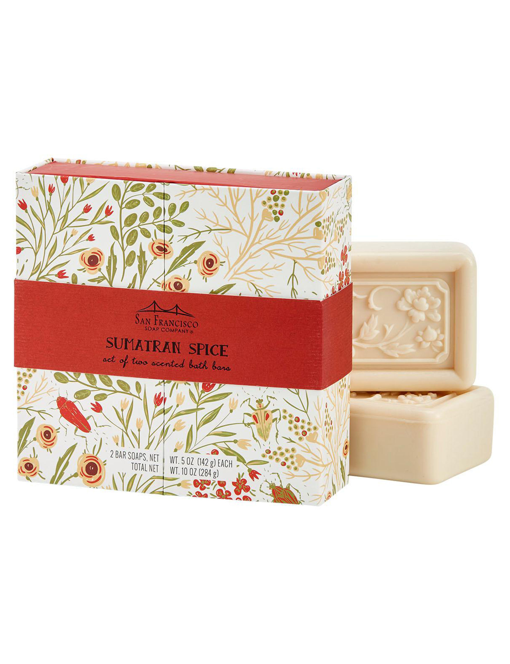 Common Wealth Soaps Sumatran Spice Soaps