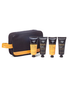 Tri Coastal 4-pc. Milagu Black Travel Kit