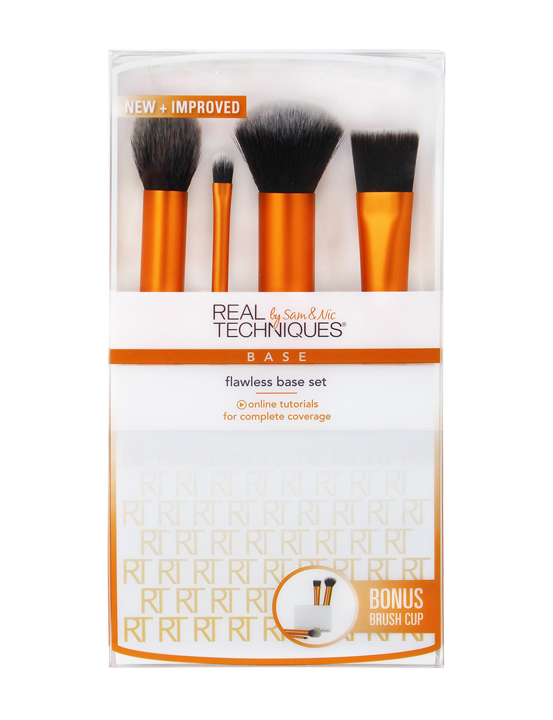Real Techniques  Tools & Brushes