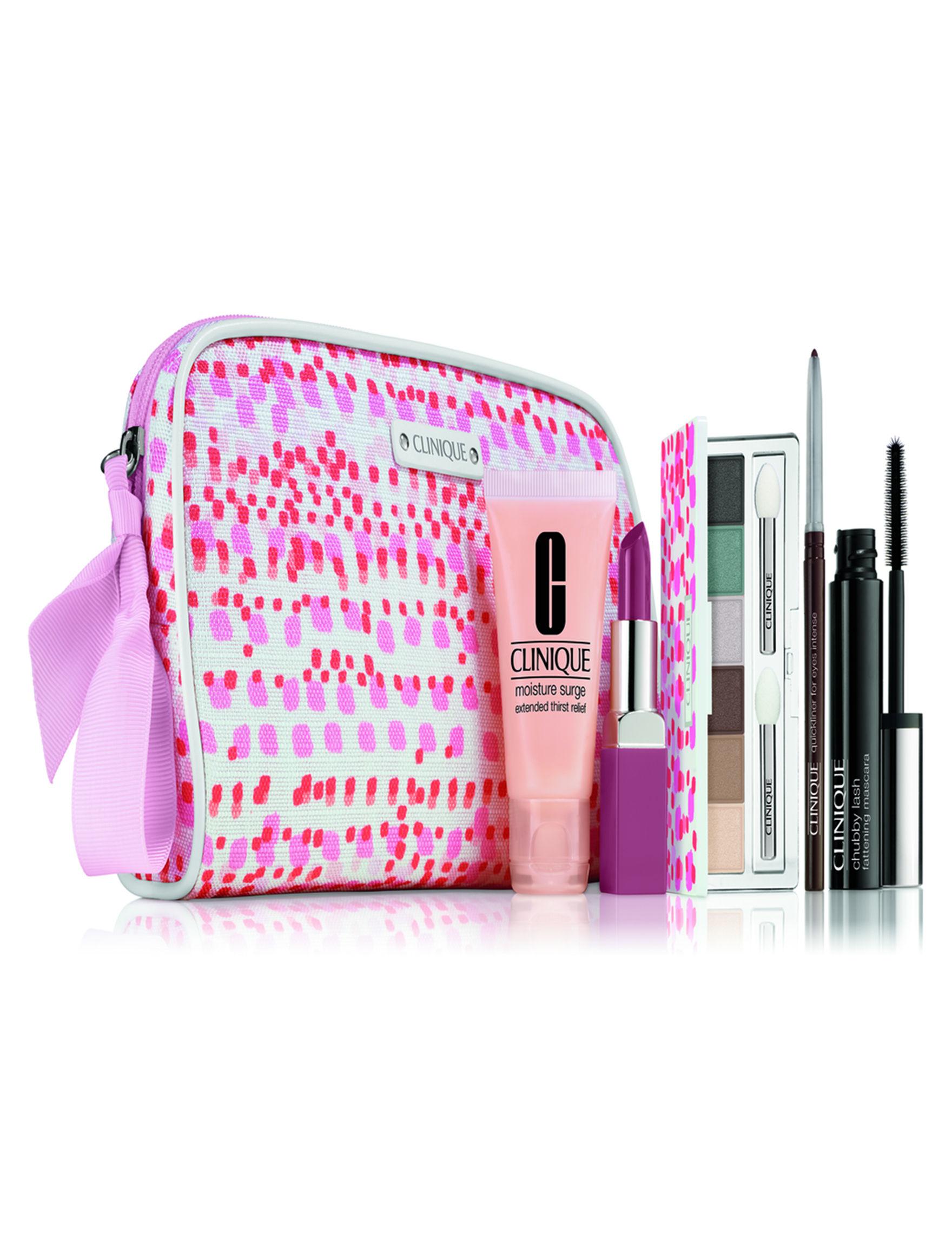 Clinique  Makeup Kits & Sets Eye Liner Eye Shadow Lipstick Mascara