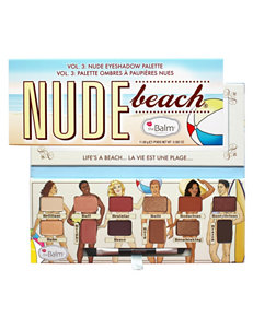 The Balm Nude Beach Eyes Makeup Kits & Sets Eye Shadow