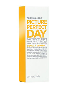Formula 10.0.6 Picture Perfect Day Daily Moisturizer with SPF 15