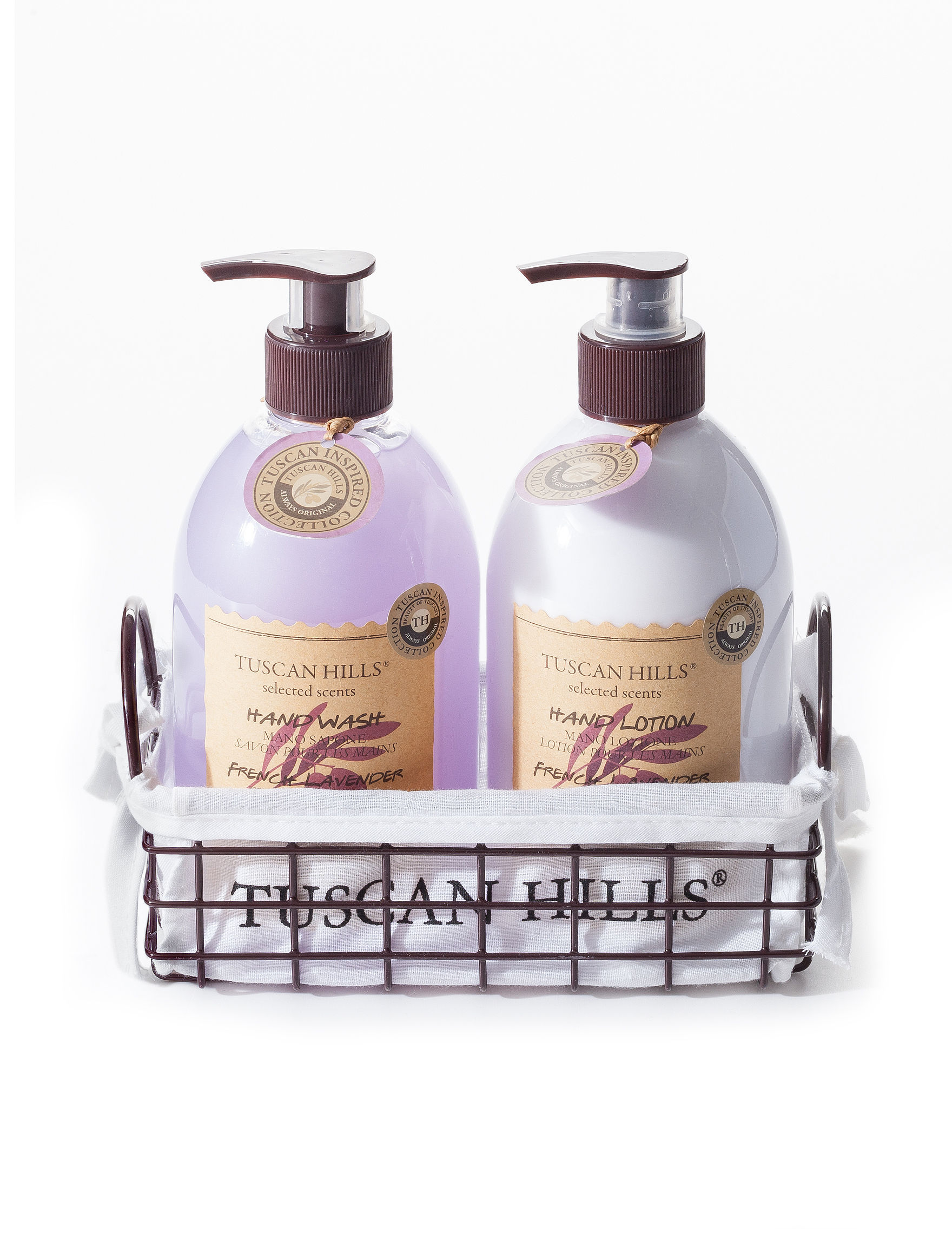 Tuscan Hill  Bath & Body Gift Sets Hand & Foot Care Soaps