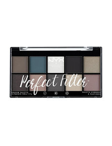 NYX Professional Makeup Clear Eyes Makeup Kits & Sets Eye Shadow