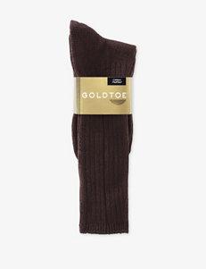 Gold Toe® Cotton Fluffies Crew Socks