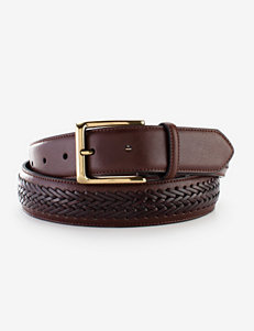 Ivy Crew Braided Gold Buckle Belt