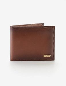 Nautica Mystic Passcase Wallet