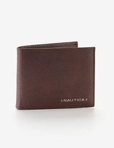 Nautica Buoy Passcase Wallet