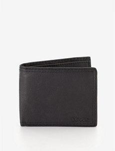 Levis Bi-Fold Black Wallet
