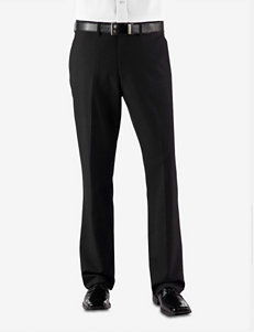 Kenneth Cole Charcoal Stripe Suit Pant