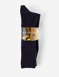 Gold Toe® 3-pk. Fluffies® Crew Socks