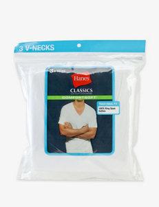 Hanes® 3-pk. Comfort Soft® V-Neck Tees