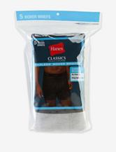 Hanes® 5-pk. Tagless® Classic Boxer Briefs