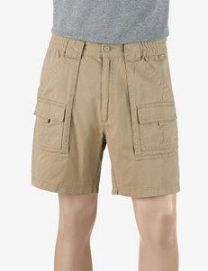 Sun River Twill Cargo Shorts