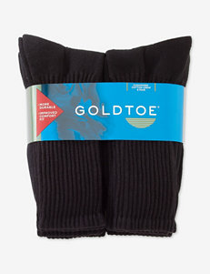 Gold Toe® 6-pk. Cushioned Crew Socks