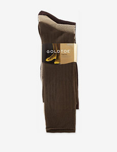 Gold Toe® 3-pk. Assorted Socks