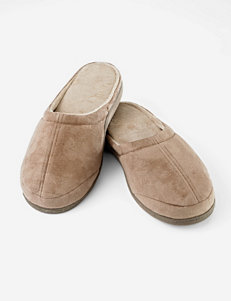 Black Series Memory Foam Slippers