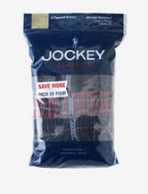 Jockey® 4-pk. Tapered Boxers