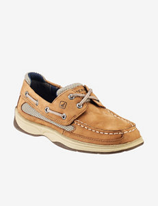 Sperry Lanyard Boat Shoes – Boys 13-6