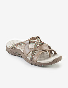 Skechers® Reggae Soundstage Thong Sandals – Ladies