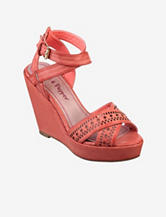 Pink & Pepper Fiora Platform Wedge Sandal - Ladies