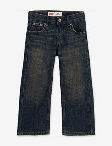 Levis 514 Atlas Slim Straight Jeans – Toddler Boys