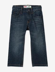 Levis 505 Regular Fit Jeans – Toddler Boys