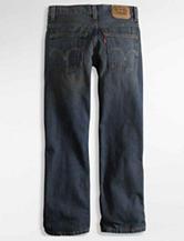 Levi's® 527™ Boot Cut Denim Blue Jeans For Boys