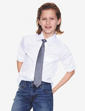 Dockers® 2-pc. Shirt & Tie Set - Boys 4-7