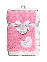 Baby Starters Blanket XOXO Plush
