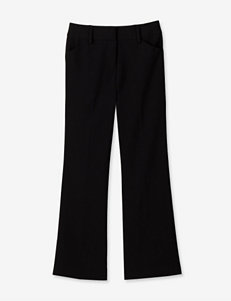 Amy Byer Girls Solid Pant