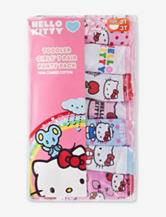 Hello Kitty 7-pk. Panties – Girls 4-6