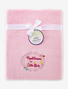Baby Starters Thank Heaven for Little Girls Baby Blanket