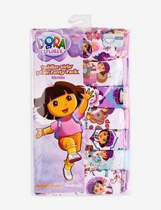 Nickelodeon® DORA THE EXPLORER Toddlers 7 Pack Panties