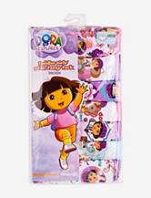 Nickelodeon® DORA THE EXPLORER Toddlers 7 Pack Panties