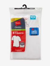 Hanes® 4-pk. Classic ComfortSoft® T-shirts – Boys 8-20