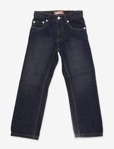 Levi's® 514™ Glare Straight Leg Captain Jeans – Toddler Boys