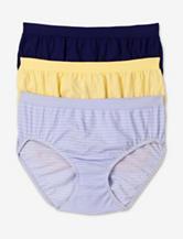 Jockey® 3-pk. Comfies® Hipster Panties