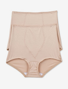 Bali® 2-pk. Light Tummy Control Brief Panties